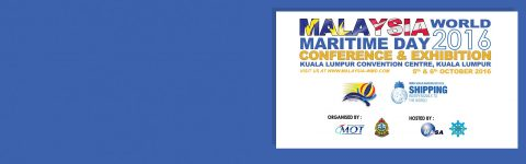 Malaysia World Maritime Day 2016 - Conference & Exhibition