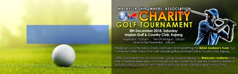 MASA Charity Golf is Back!!
